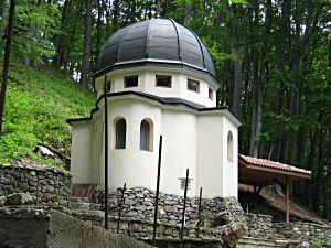 The chapel of the Ayazmo
